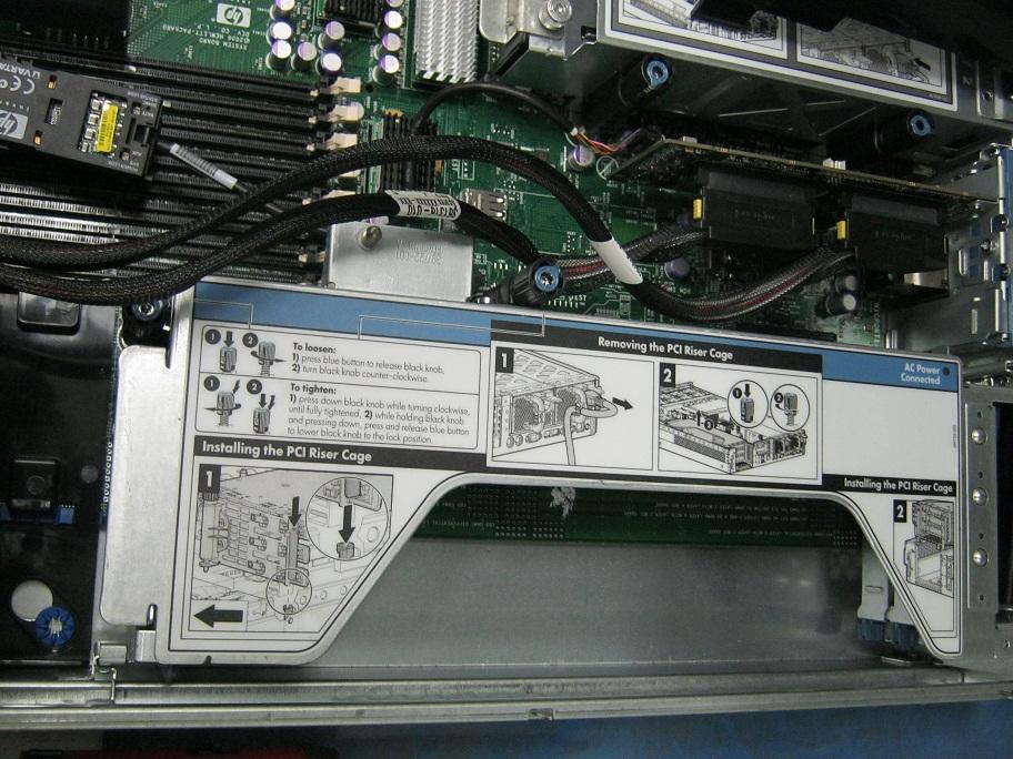 Ml110 g5 expansion slots