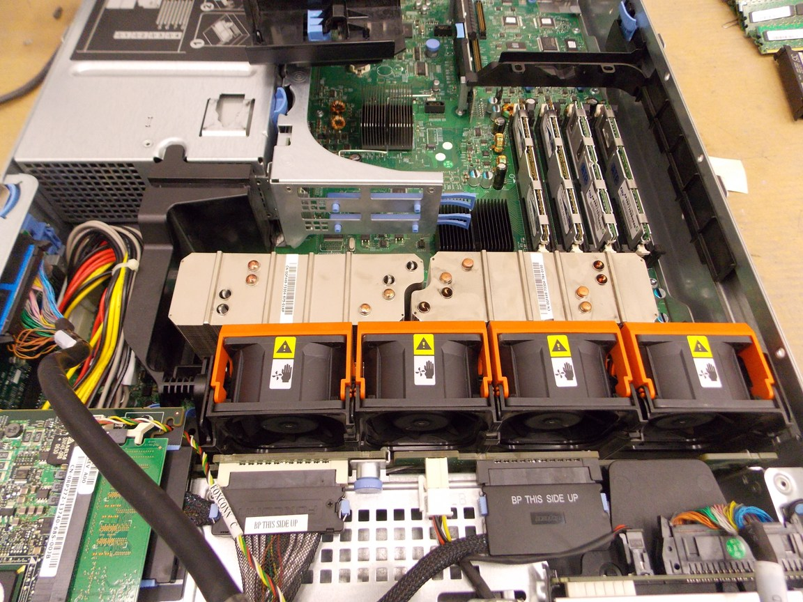 Poweredge 2950 ram slots