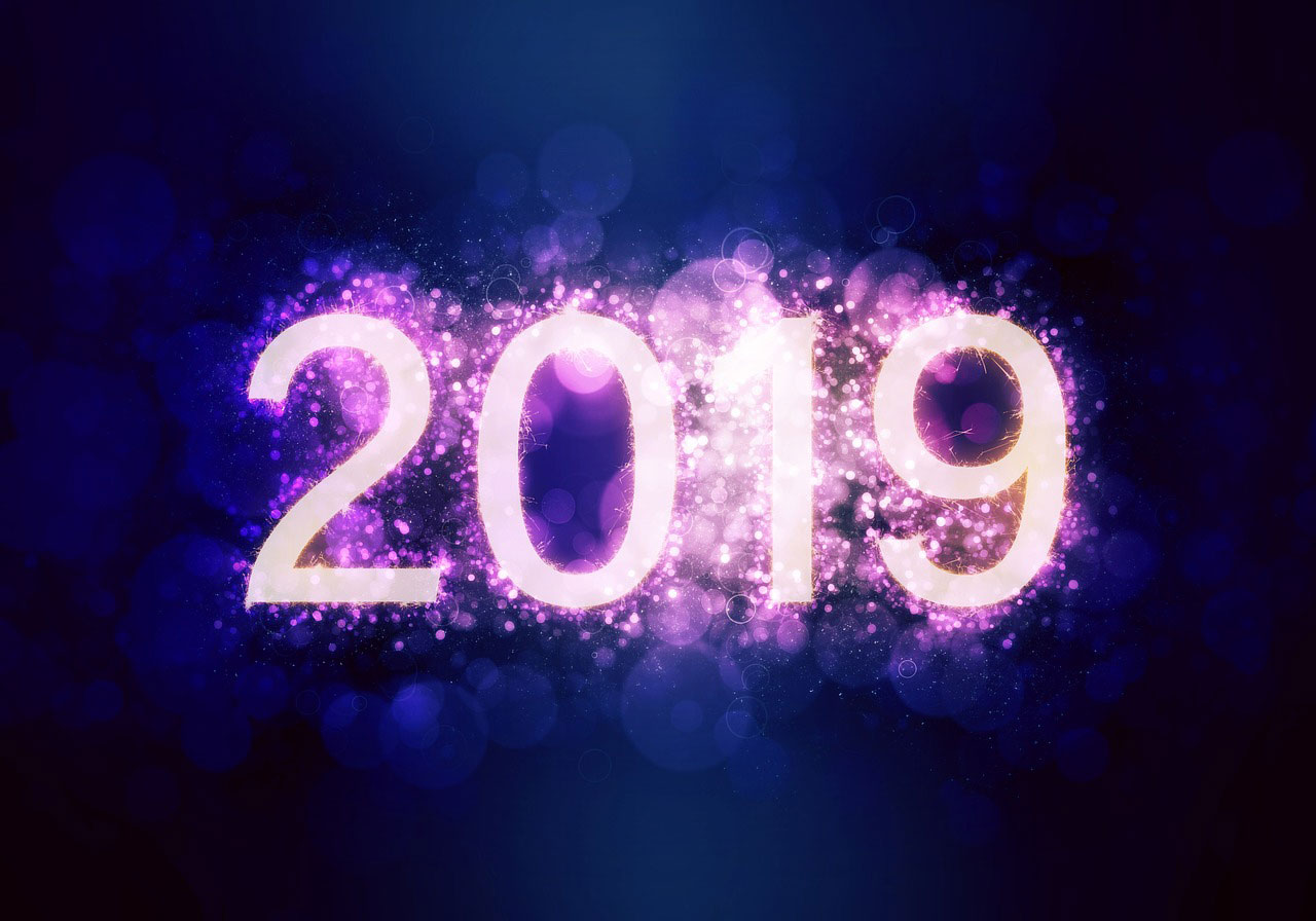 Purple image of 2019